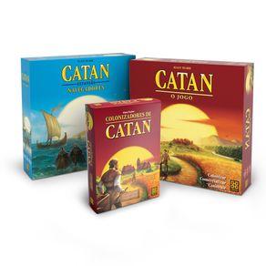 Catan-Completo