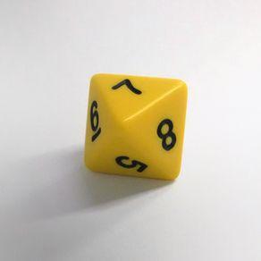 Dado-8-lados-amarelo