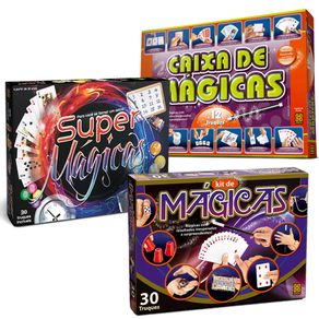 Combo-Magicas