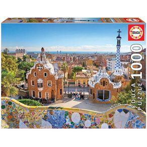 Puzzle-1000-pecas-Parque-Guell-Barcelona---Educa---Importado