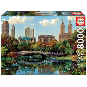 Puzzle-8000-pecas-Central-Park-New-York---Educa---Importado