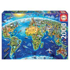 P2000-Simbolos-do-Mundo