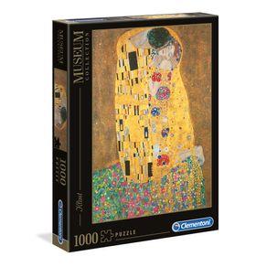 4007-P1000-Il-Bacio---Klimt---Serie-Museu