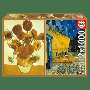 Puzzle-1000-pecas-Duplo-Obras-de-Van-Gogh
