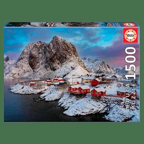 Puzzle-1500-pecas-Noruega