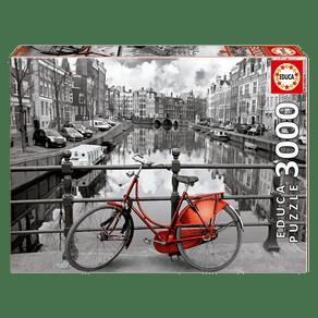Puzzle-3000-pecas-Tarde-em-Amsterdam