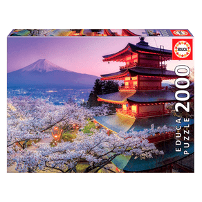 Puzzle-2000-pecas-Monte-Fuji-Japao
