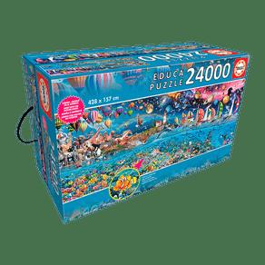 Puzzle-24000-pecas-A-Vida-O-grande-desafio