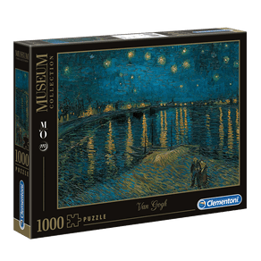 Puzzle-1000-pecas-Van-Gogh---Noite-Estrelada