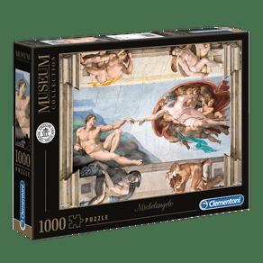 Puzzle-1000-pecas-Michelangelo---A-Criacao-do-Homem