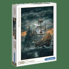Puzzle-1500-pecas-Navio-Pirata