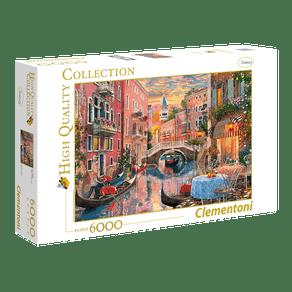 Puzzle-6000-pecas-Veneza-ao-Anoitecer