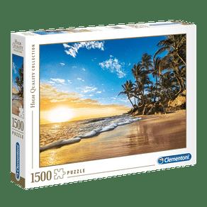 Puzzle-1500-pecas-Praia-Tropical