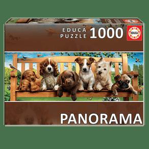 04189_Puzzle_1000_Panorama_Filhotes_no_Parque