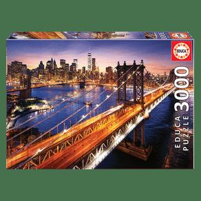 04200_Puzzle_3000_Crepusculo_em_Manhattan
