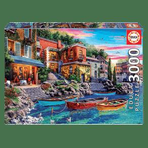 04199_Puzzle_3000_Entardecer_em_Como