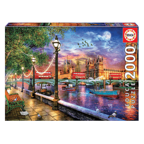 04196_Puzzle_2000_Londres_ao_entardecer