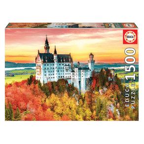 04194_Puzzle_1500_Outono_em_Neuschwanstein