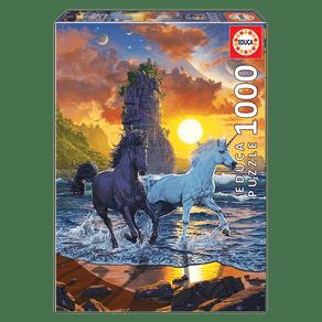 04182_Puzzle_1000_Unicornios_na_Praia