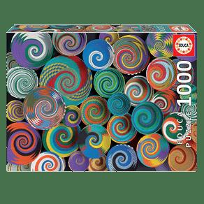 04181_Puzzle_1000_Artesanato_Africano